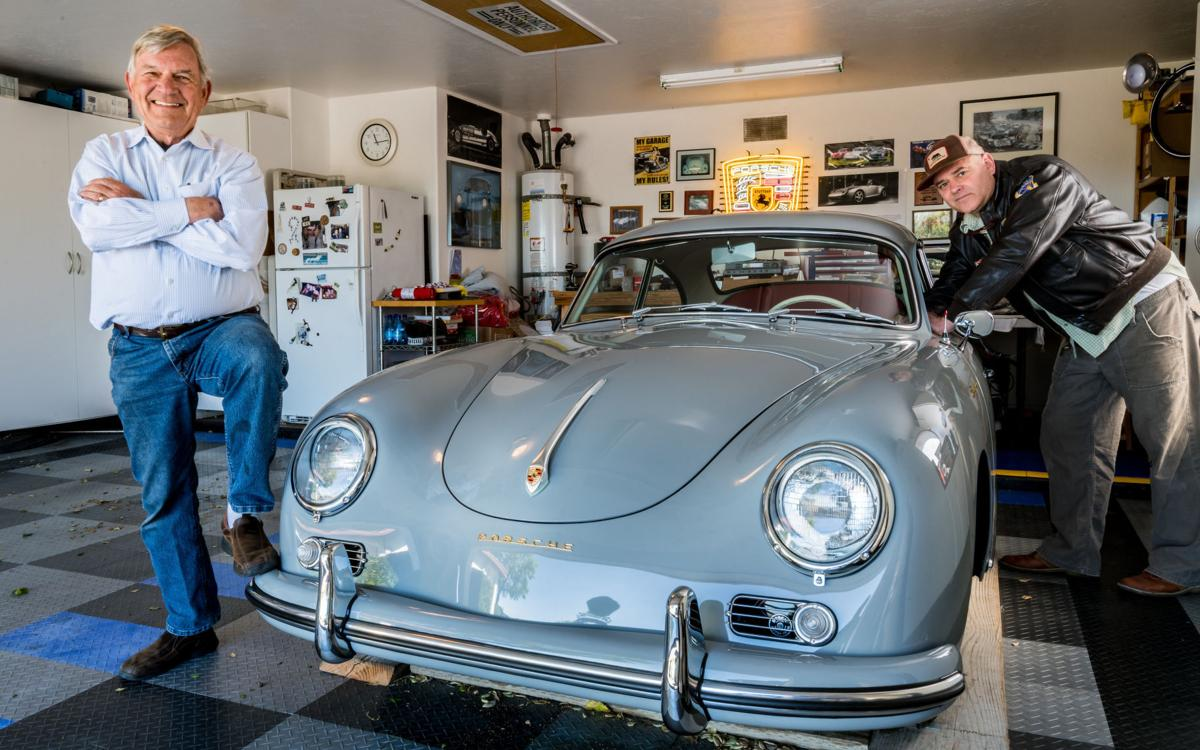 Restoring vintage cars in the napa valley lifestyles entertainment napavalleyregister com