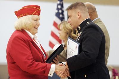 Korean War veterans honored at Vets Home