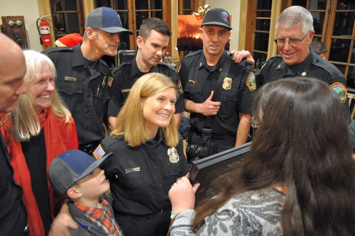Mountain Volunteer Firefighters