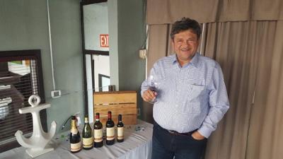 Lucio Gomiero of Vignalta