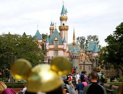 Disneyland Resort in Anaheim.