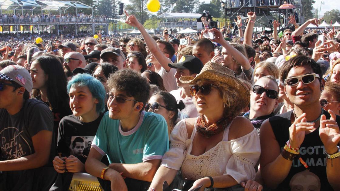 BottleRock Napa music festival will check for vaccination or negative COVID test