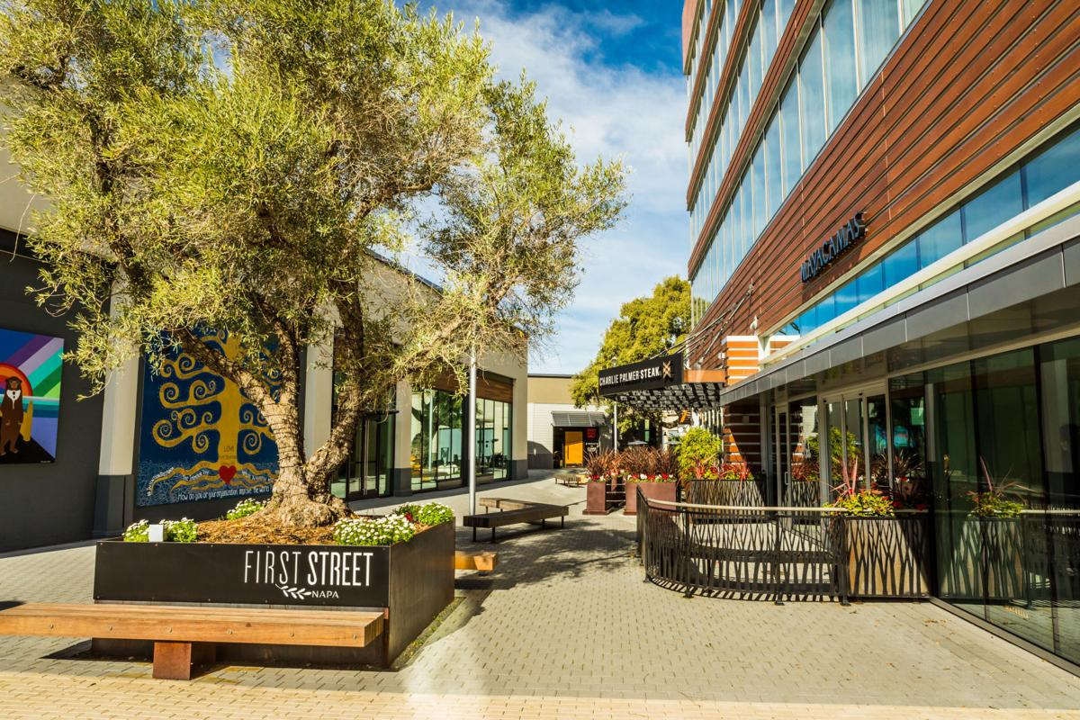 First Street Napa