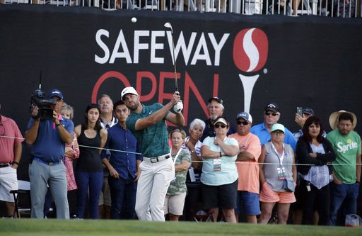 Kevin Tway wins Safeway Open playoff for 1st PGA Tour title