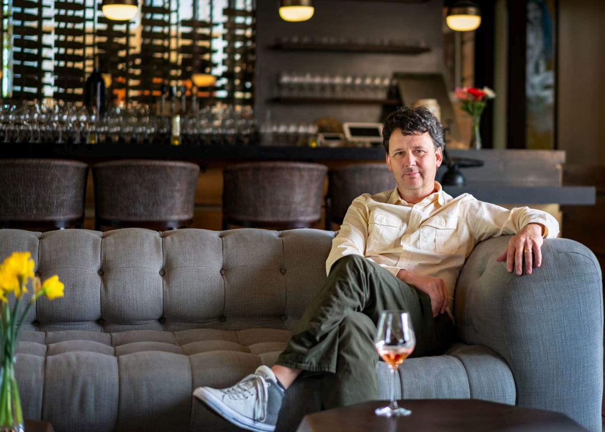 Dan Dawson — Napa Valley Wine Advisor