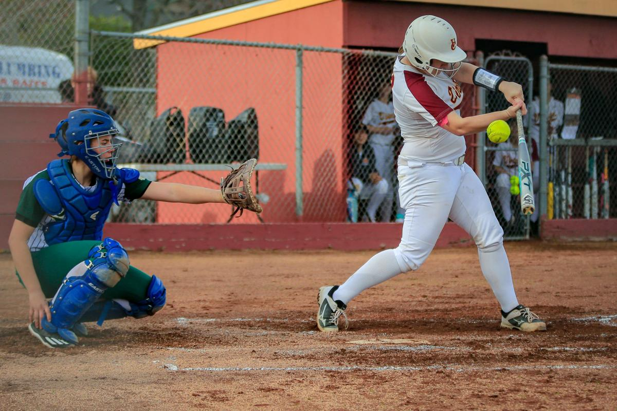 Vintage softball vs. Maria Carrillo