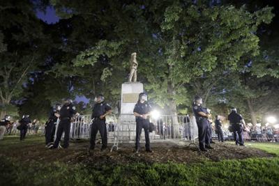 Confederate Monuments Chapel Hill