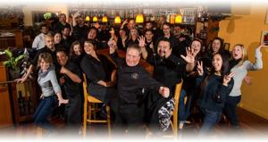 Fume Bistro Bar Family Staff