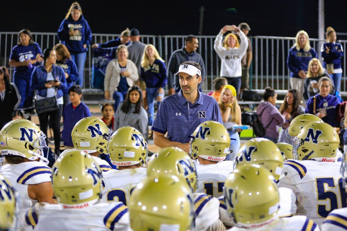 Sonoma Valley Dragons vs. Hapa High Grizzlies Varsity Football