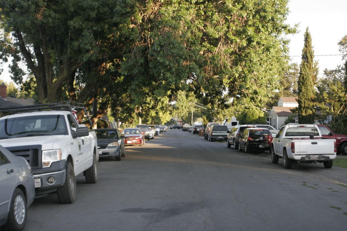 Westwood street congestion