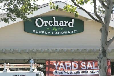 Napa's Orchard Supply Hardware
