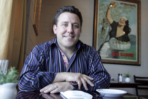 Justin Graffigna of Il Posto Trattoria