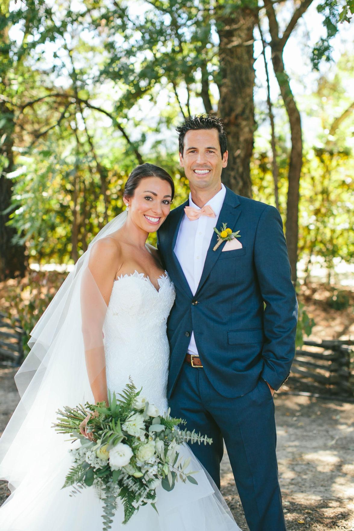 Gouveia-Hawkins wedding