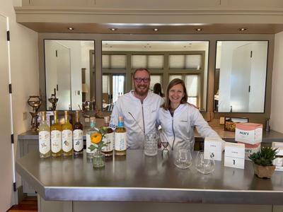 Jake Krausz and Adrienne Stillman Krausz