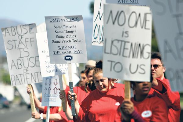 A payday for workers at Napa State Hospital | Local News