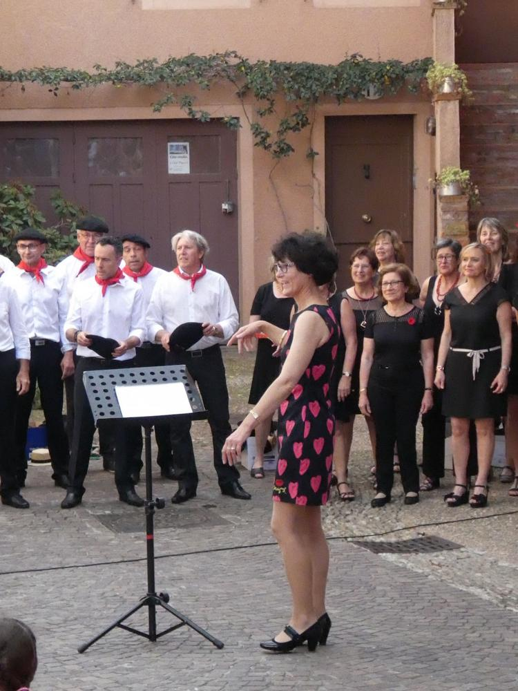 Chorale Assou-Lézert of Albi, France, to perform here July 17