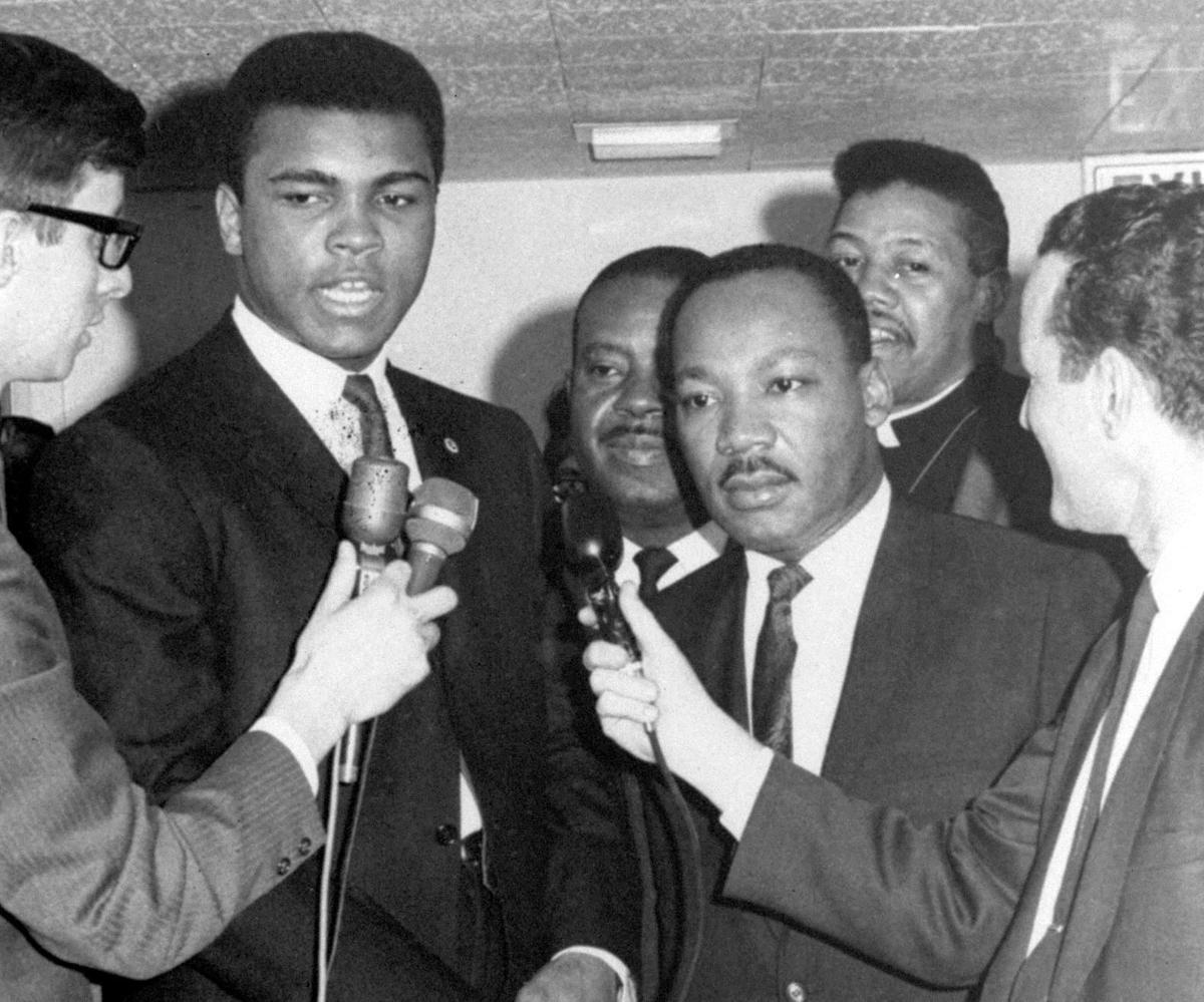Other Side of the Fence Muhammad Ali, Dr. King