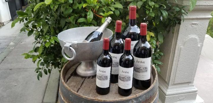 Jordan Winery 2015 Cabernet Sauvignon