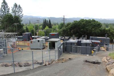 PG&E generators