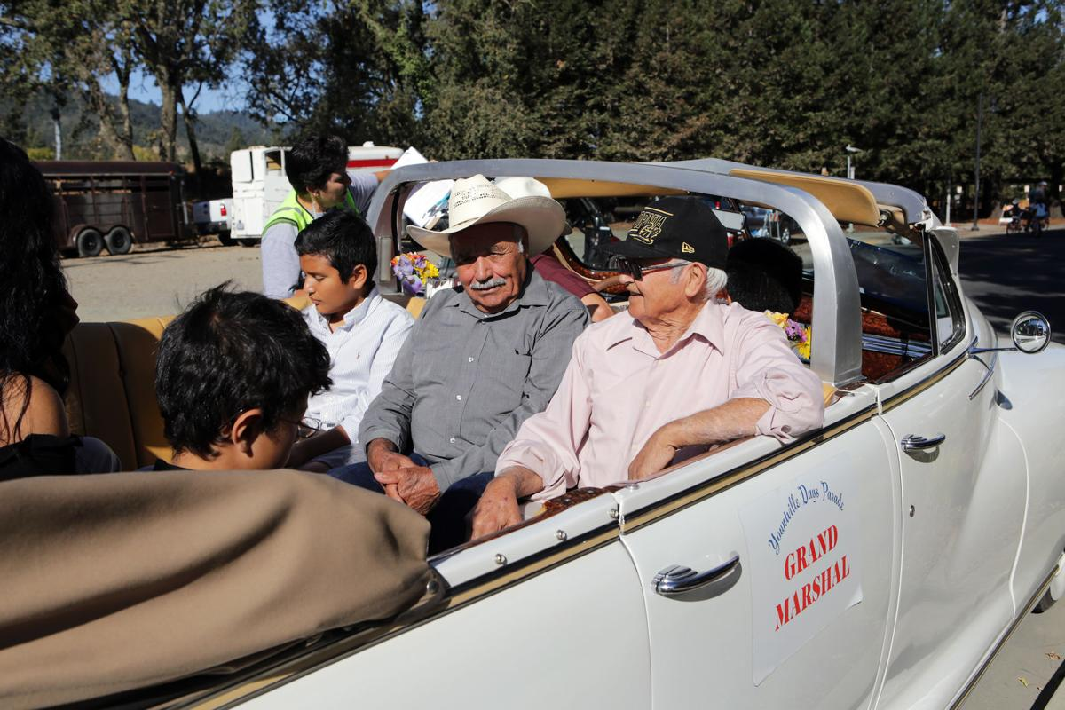 Braceros honored at Yountville Days parade