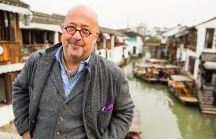 Taste of the Valley: New Andrew Zimmern series at the CIA at Copia