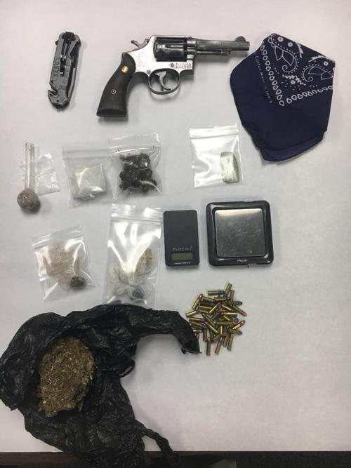 Suspected gang member, drug dealer with loaded gun arrested in Napa traffic stop