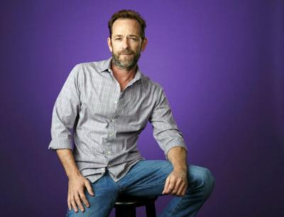 Publicist: Luke Perry has died at 52 after suffering stroke