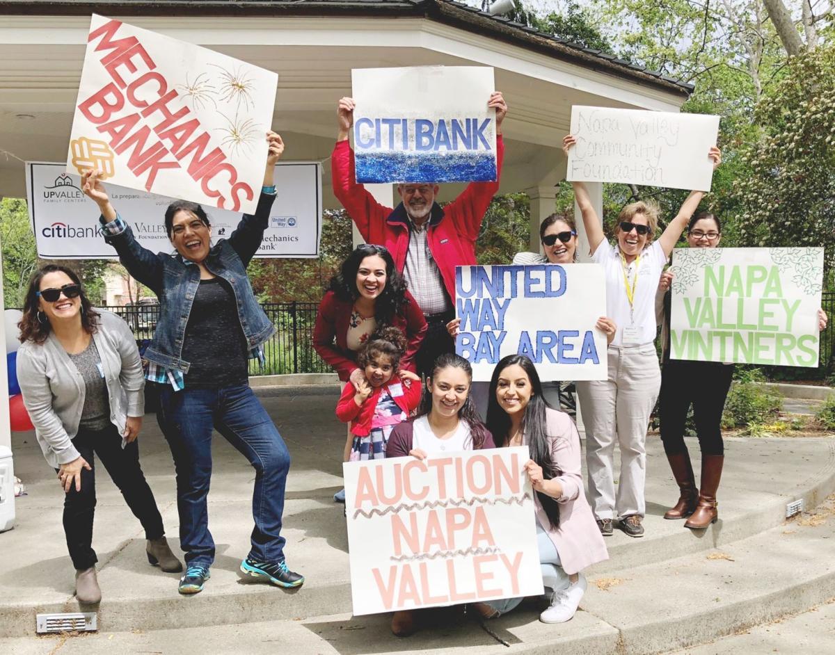 UpValley Family Centers' VITA volunteers