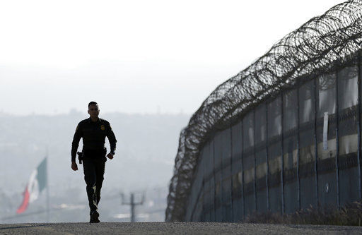 Homeland Security will waive laws to build US border wall