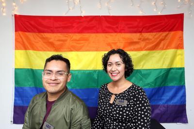 Eduardo Rivera and Delia Gutierrez