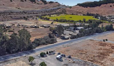 American Canyon solar array