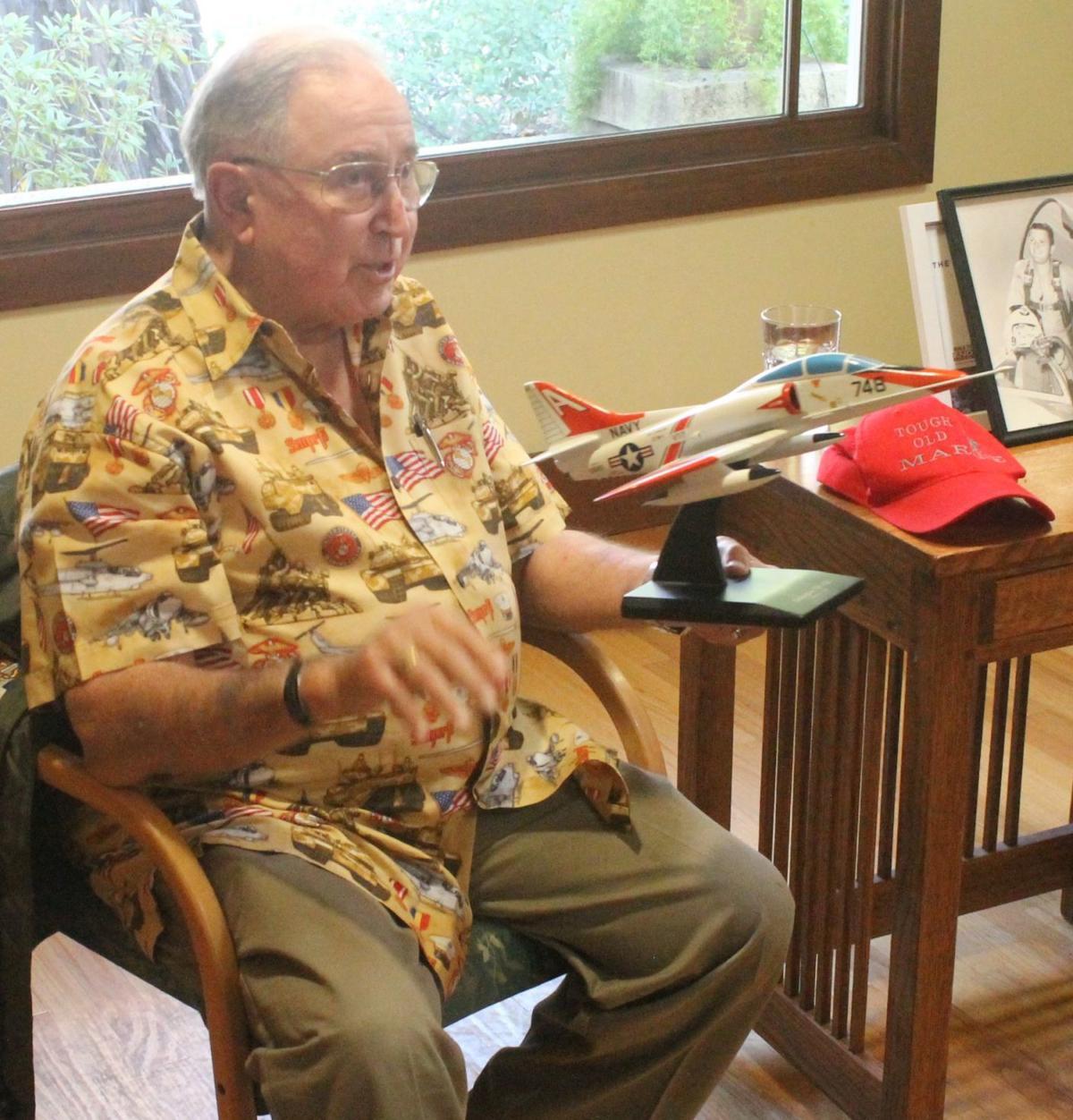 Don Fraser at Rianda House