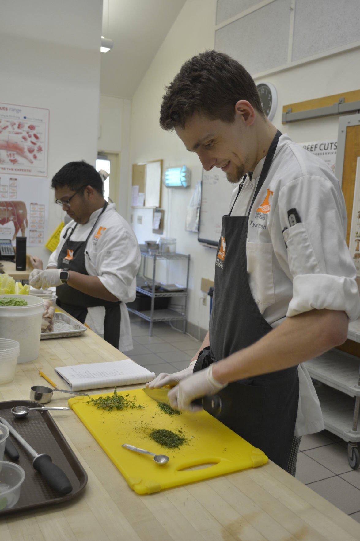 Napa Valley College Cooking School accelerates program