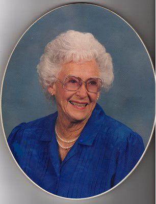 Margaret Miriam Crabtree