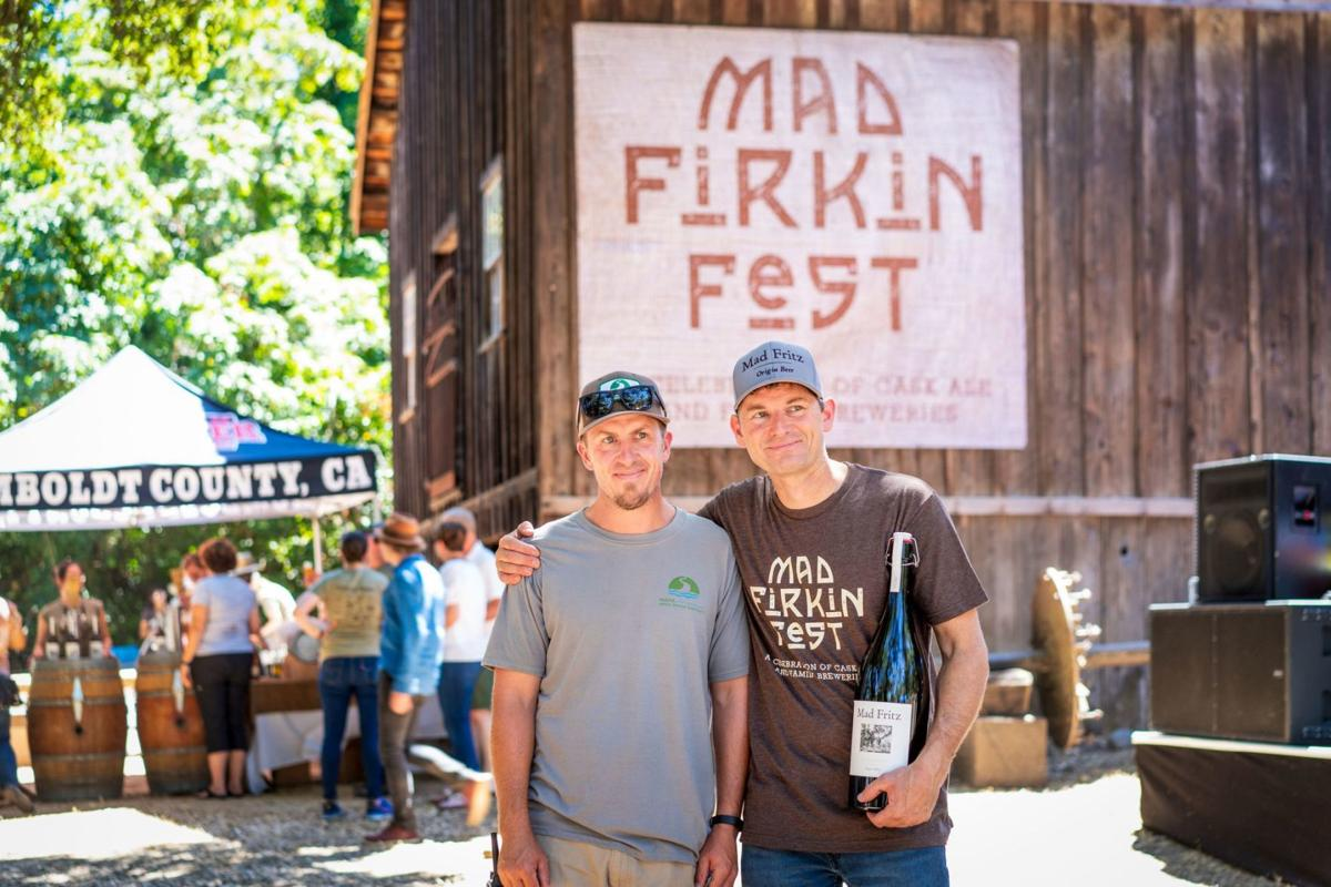 Mad Firkin Beer Festival