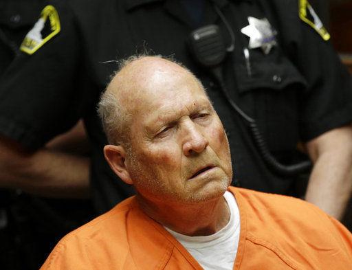 Judge weighs release of warrants in Golden State Killer case (copy)