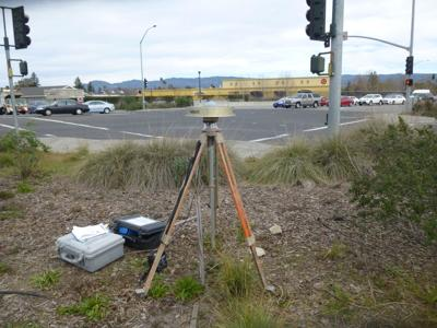 USGS studies Napa ground movement