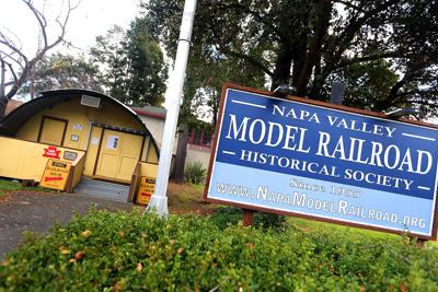 Napa Valley Model Railroad Historical Society