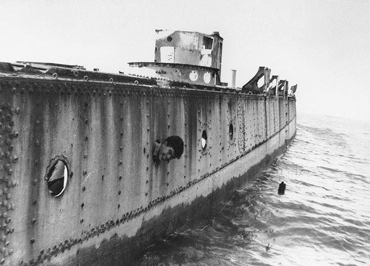 USS Corry