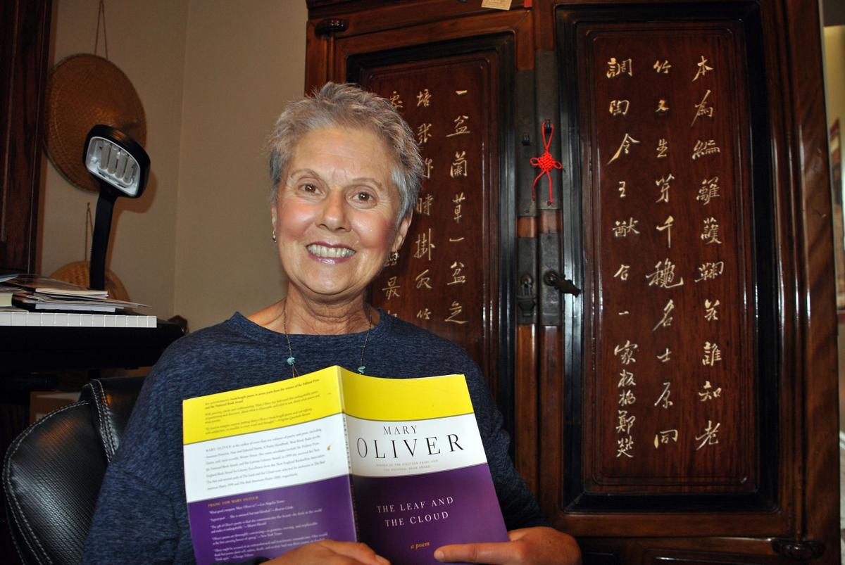 Marianne Lyon, Napa County poet laureate