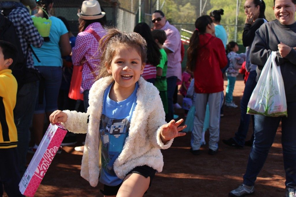 2016 Easter Egg Hunt in Calistoga
