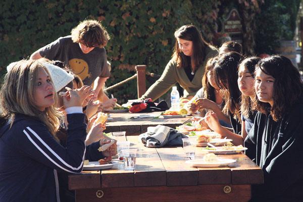 Wineries 'adopt' local schools