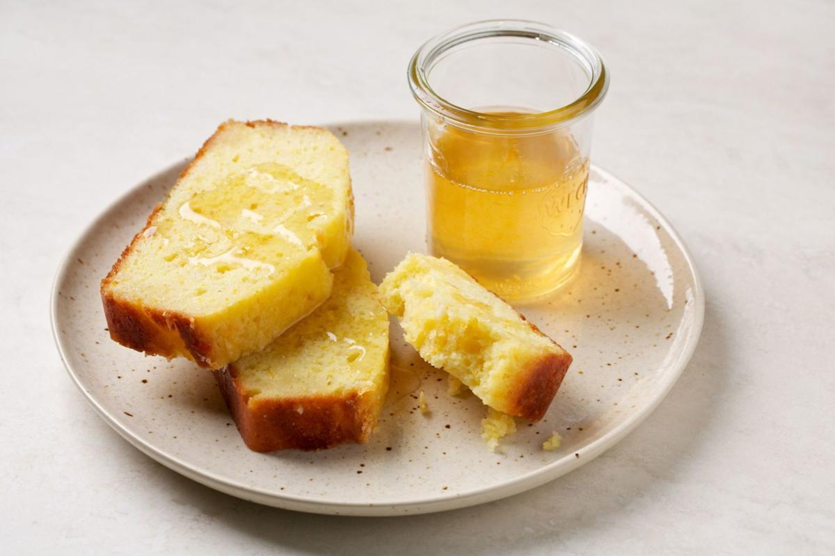 Any Citrus Tea Cake