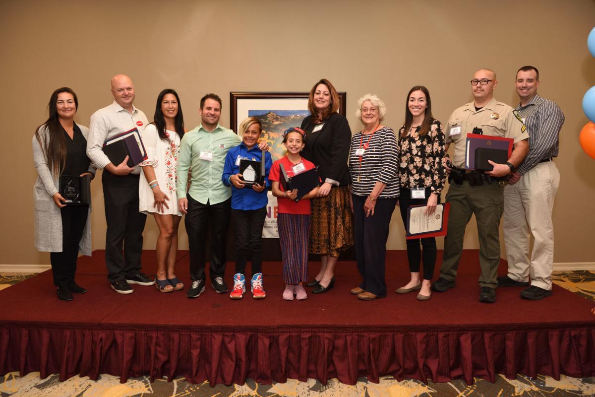 NEWS Peace award winners