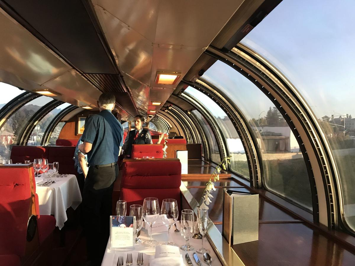 Wine Train 30th anniversary