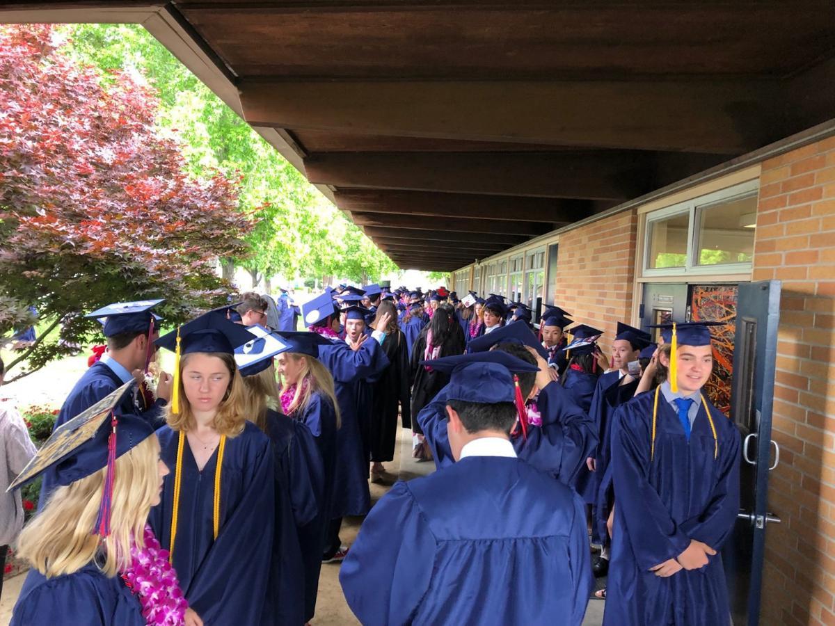 Justin-Siena graduation 2019