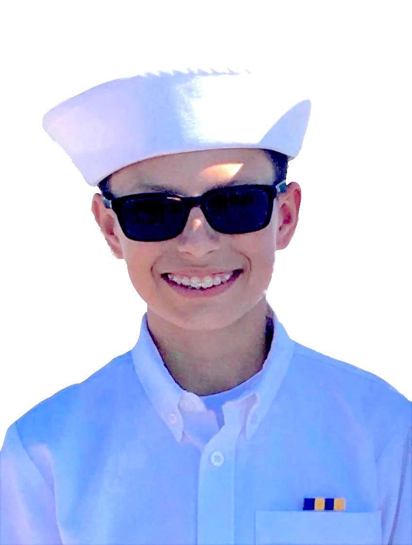 Cadet Graham Gongora
