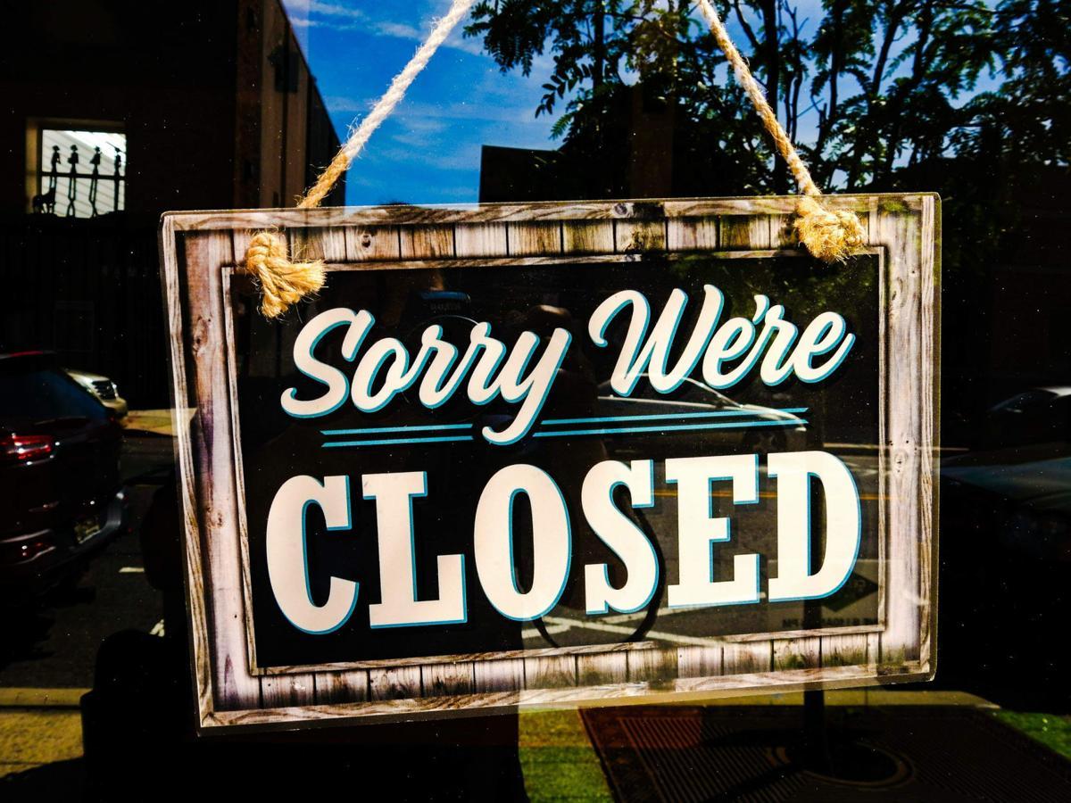 Closed for Coronavirus