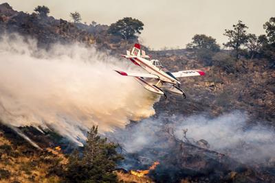 Fire Boss aircraft