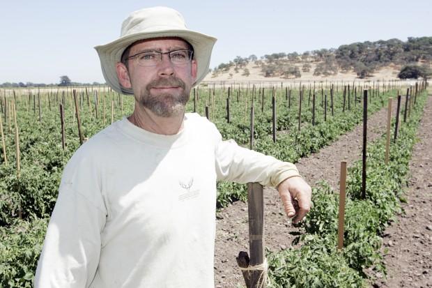 Brad Gates of Wild Boar Farms